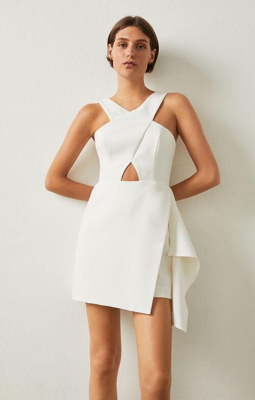 Qyun Cutout Dress