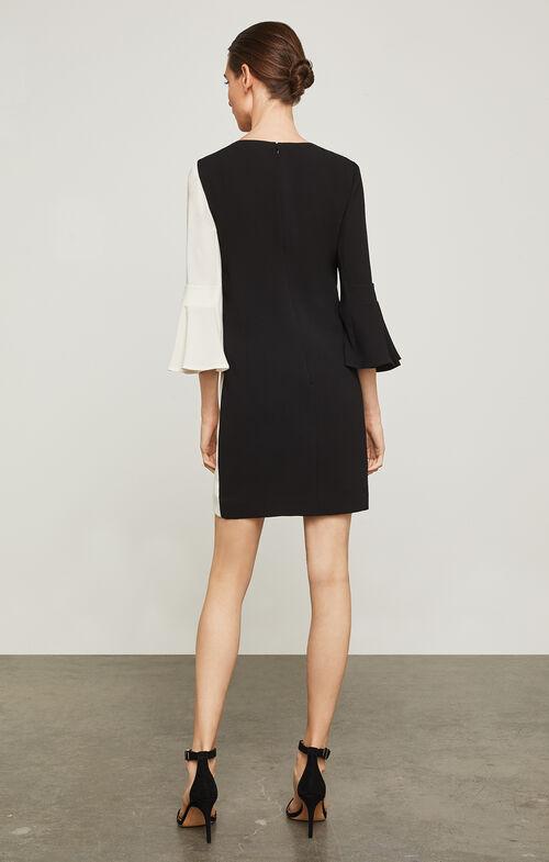 Loren Color-Blocked Dress