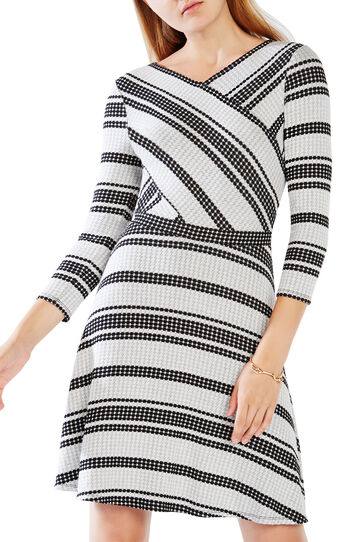 Kenji Striped Dress