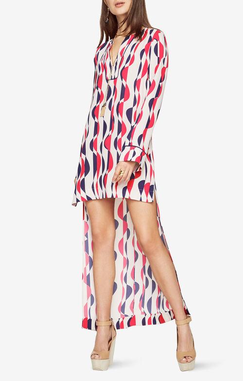 Kenley Deco-Printed Dress