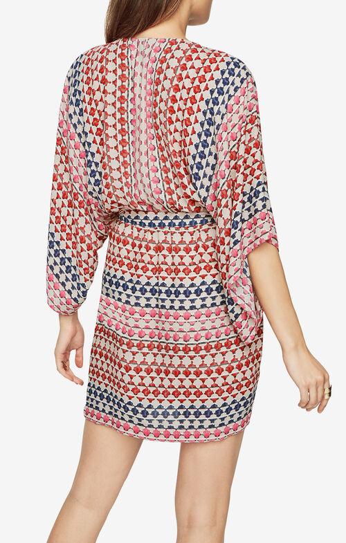 Destinie Striped Dress