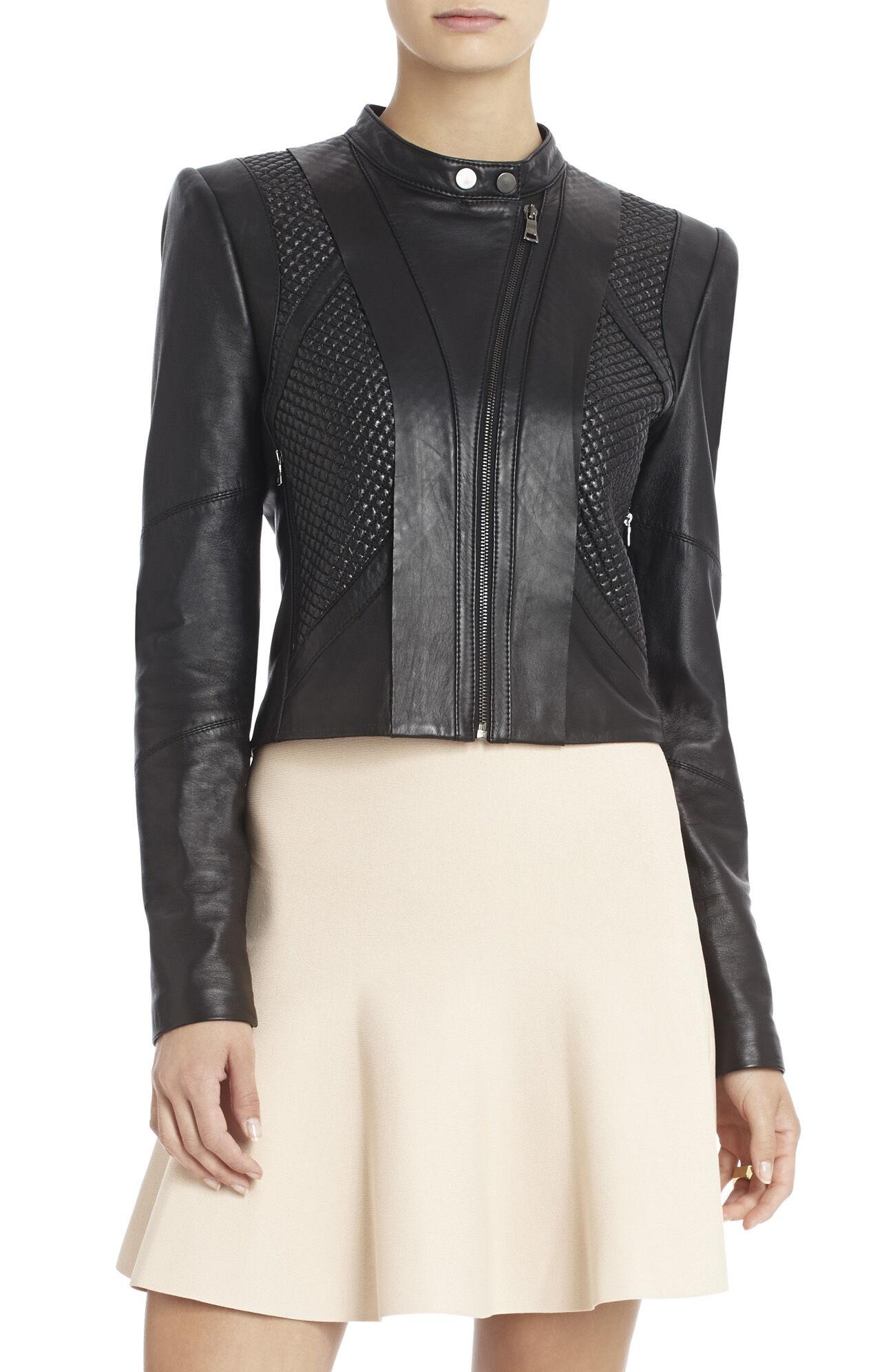 Leather jacket nordstrom rack - Bcbg Leather Jacket Nordstrom Rack