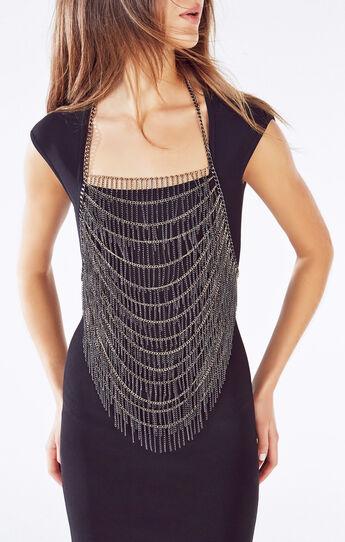 Chain Fringe Body Chain