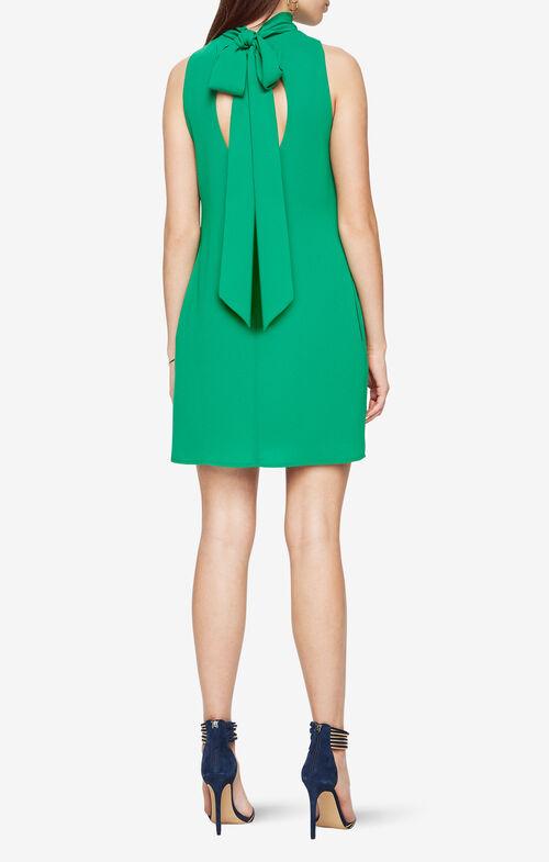 Elika Open-Back Dress