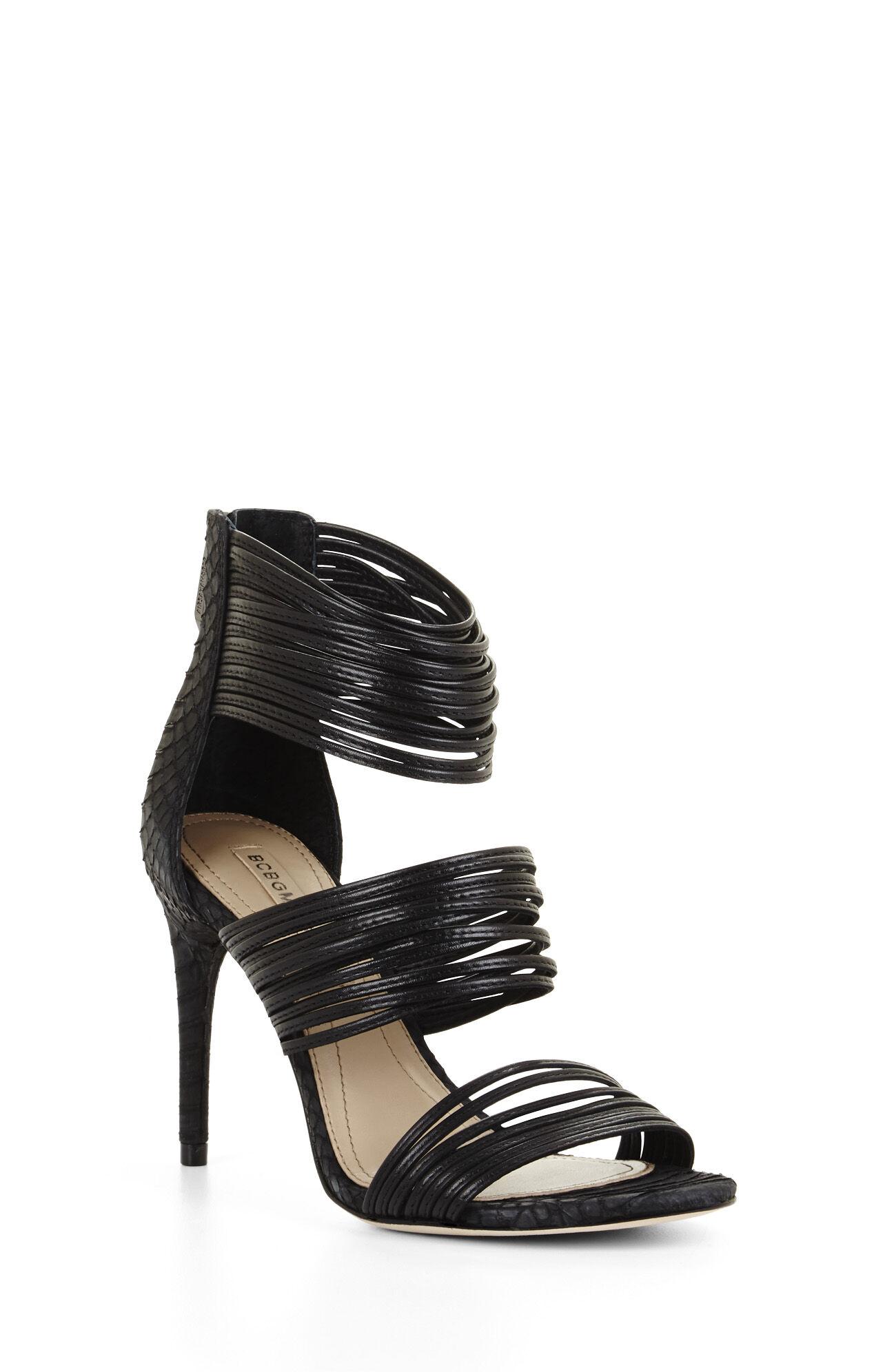 Pex High-Heel Strappy Day Sandal