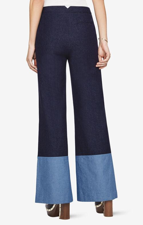 Maddox Color-Blocked Pant