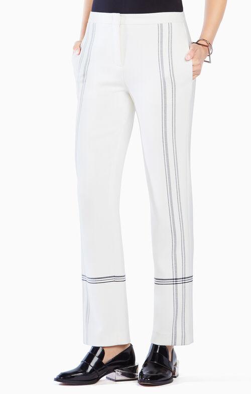 Tarik Striped Trouser