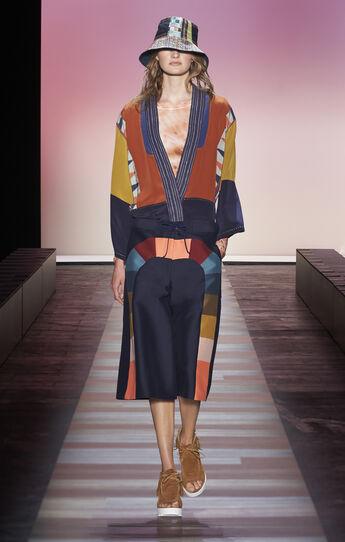 Runway Sarai Kimono Top