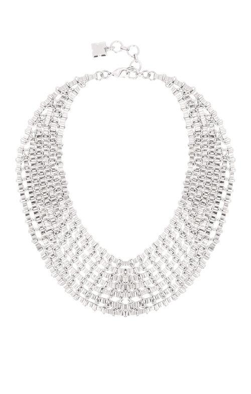 Chain Bib Necklace