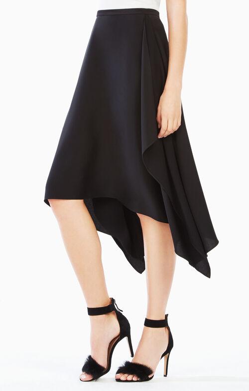 Carlyn Satin Skirt