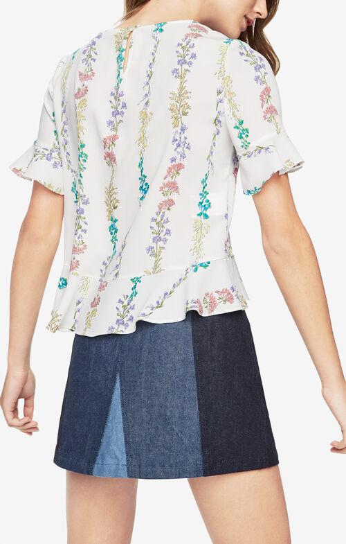 Kenzie Floral-Print Top