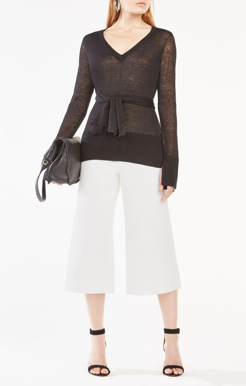 Damitra High-Low Sweater