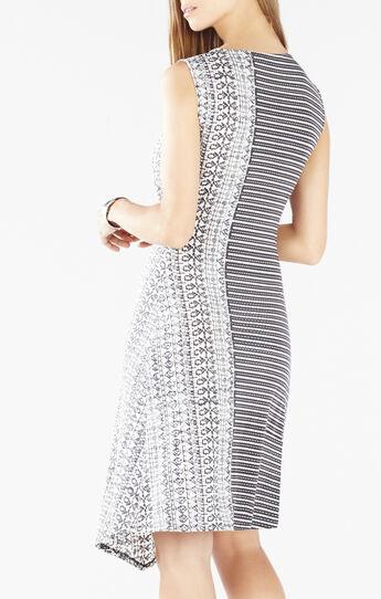Alayna Asymmetrical Twist Dress