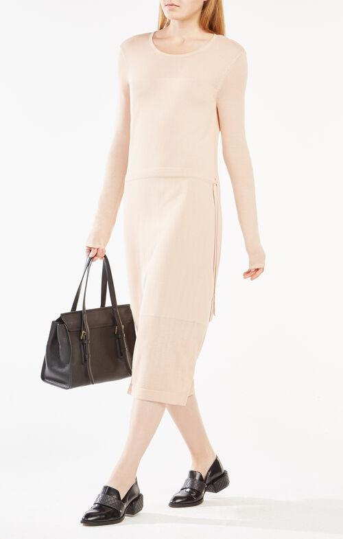 Janella Long-Sleeve Dress
