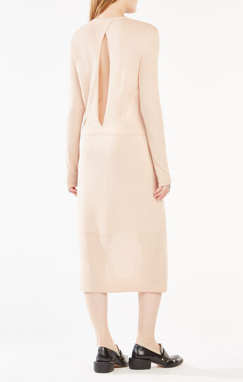 Janella Long-Sleeve Dress