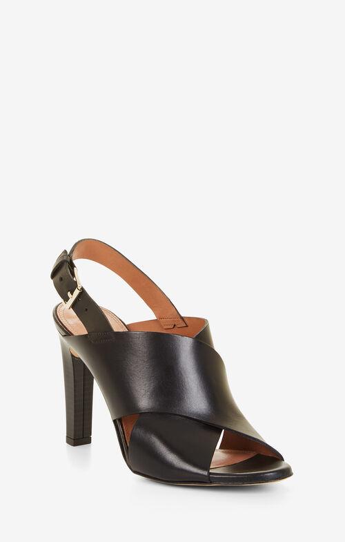 Pascal Crisscross Leather Sandals