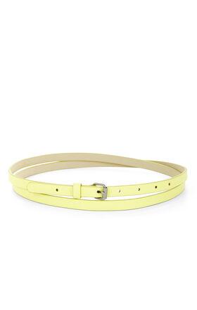Double-Wrap Waist Belt