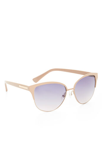 Metal Retro Sunglasses