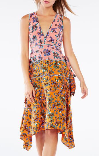 Runway Marguerite Dress