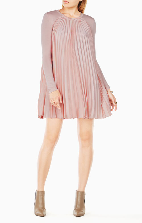 Cristina Pleated Dress