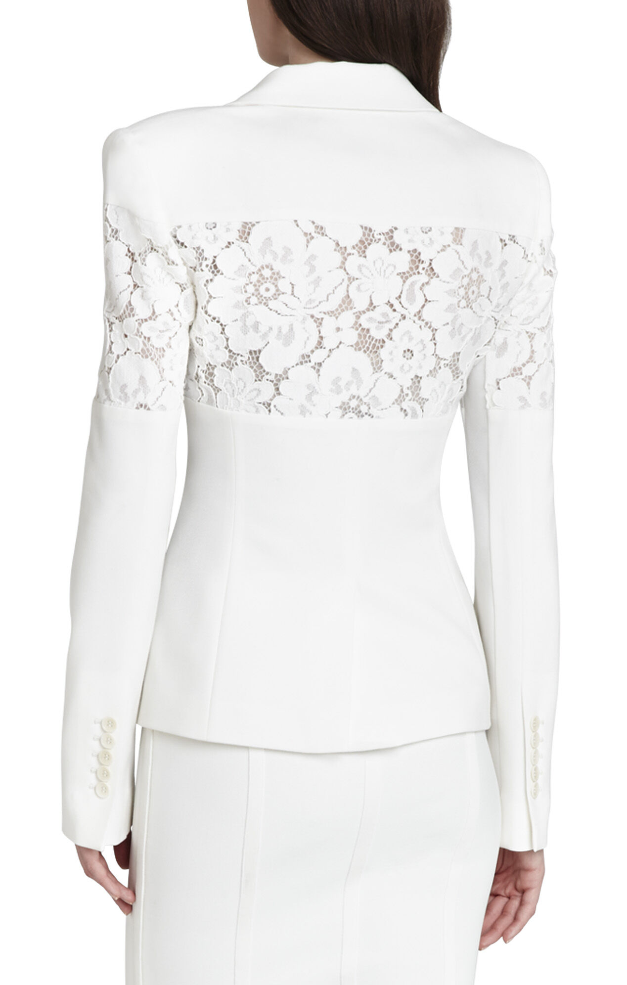 Wedding Lace Jacket floral lace jacket noah hover to zoom