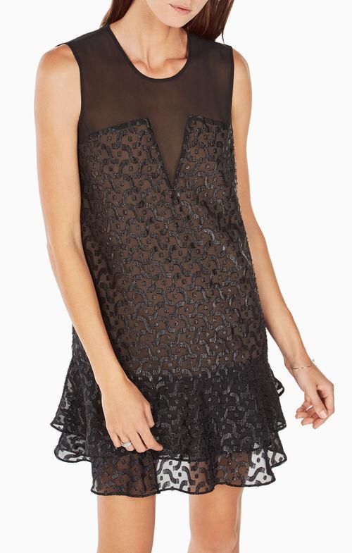Ellyn Drop-Waist Dress