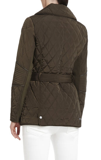 Lana Quilted Jacket