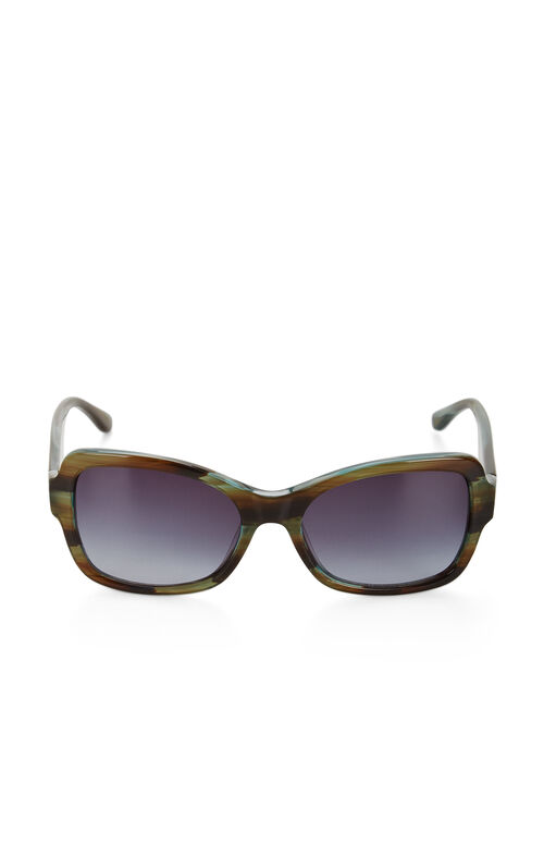 Impress Striped Sunglasses