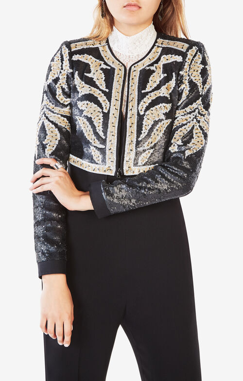 Duke Sequined Jacket