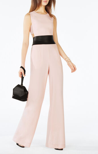 Rossana Cutout Back Jumpsuit