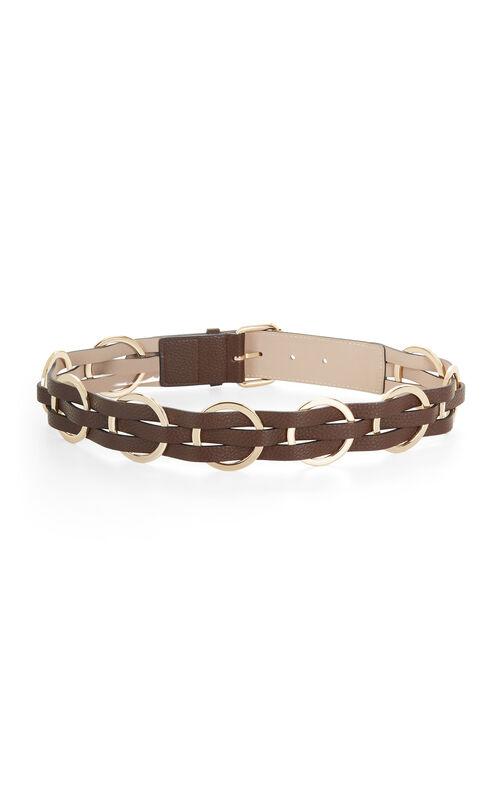 Braided Waist Belt