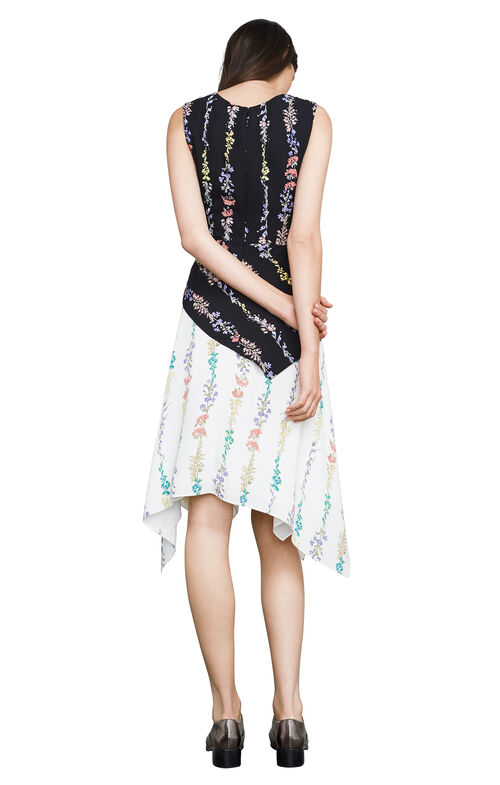 Hadley Floral-Print Dress