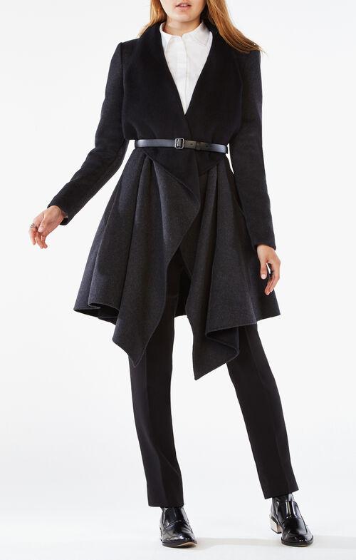 Mandi Wrap Coat