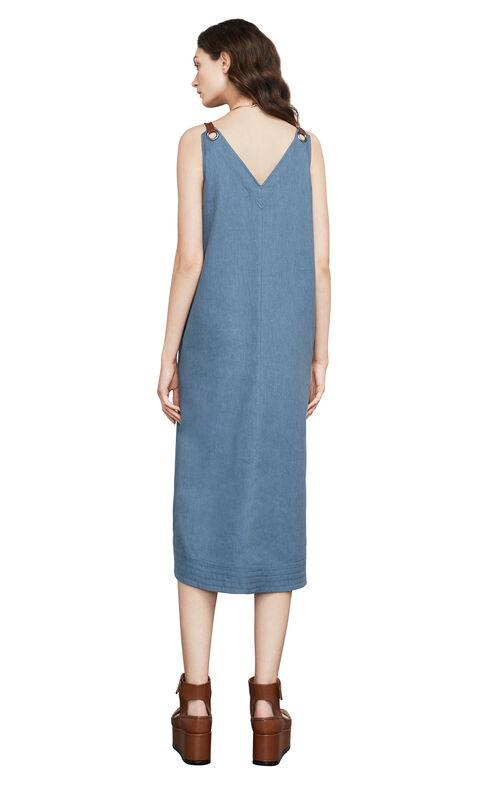 Kristen A-Line High-Low Dress