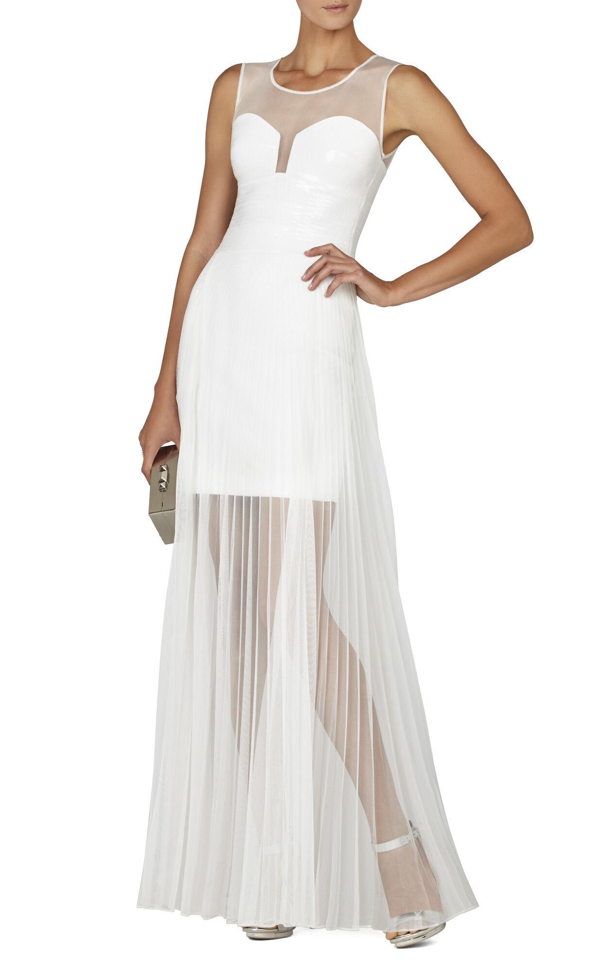 Bcbg max azria alai evening dress