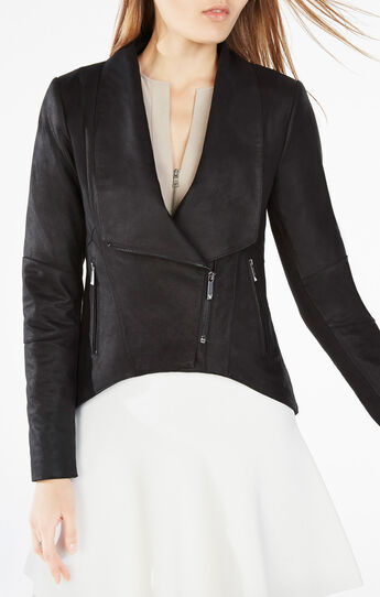 Sable Leather Jacket