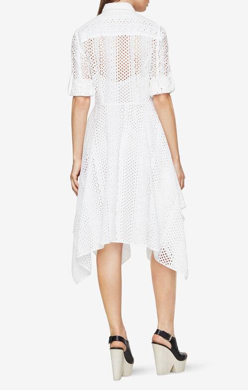 Beatryce Eyelet Shirt Dress