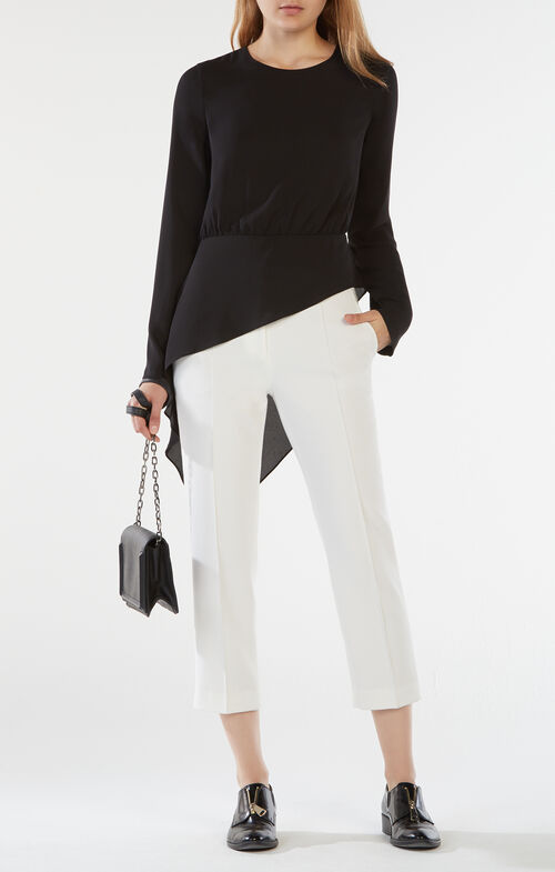 Eugenie High-Low Top