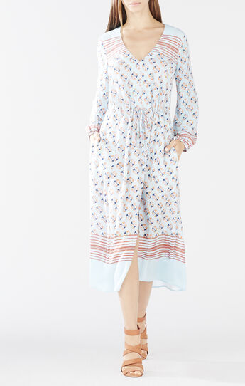 Sunny Relaxed Long Dress