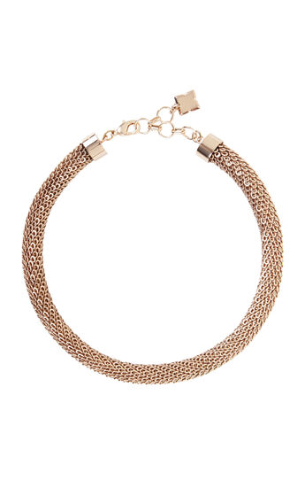 Looped Chain Necklace