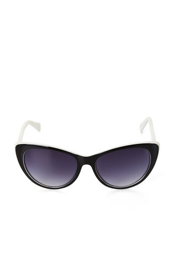 Retro Long Cat-Eye Sunglasses
