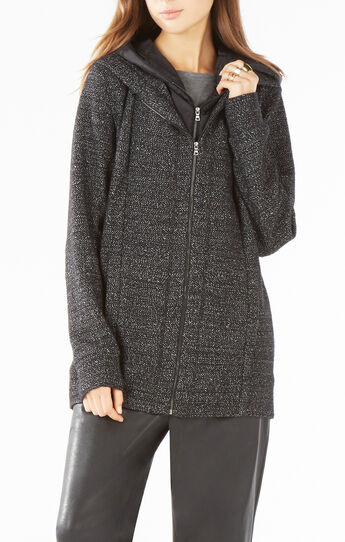 Nathyn Puffer Hooded Jacket