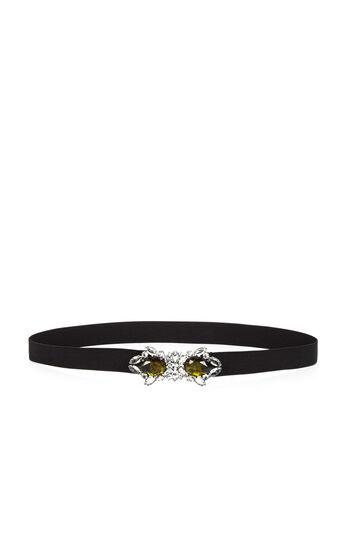 Teardrop Stone Elastic Waist Belt