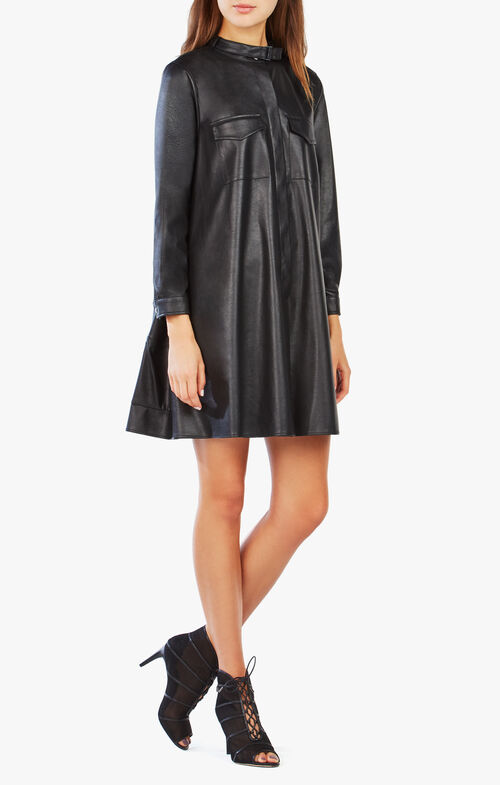 Emilee Long-Sleeve Dress