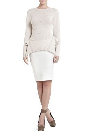 Loretta Beaded Pullover