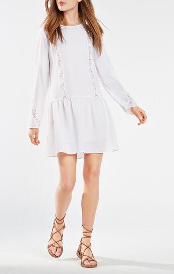 Jayn Lace-Trim Dress