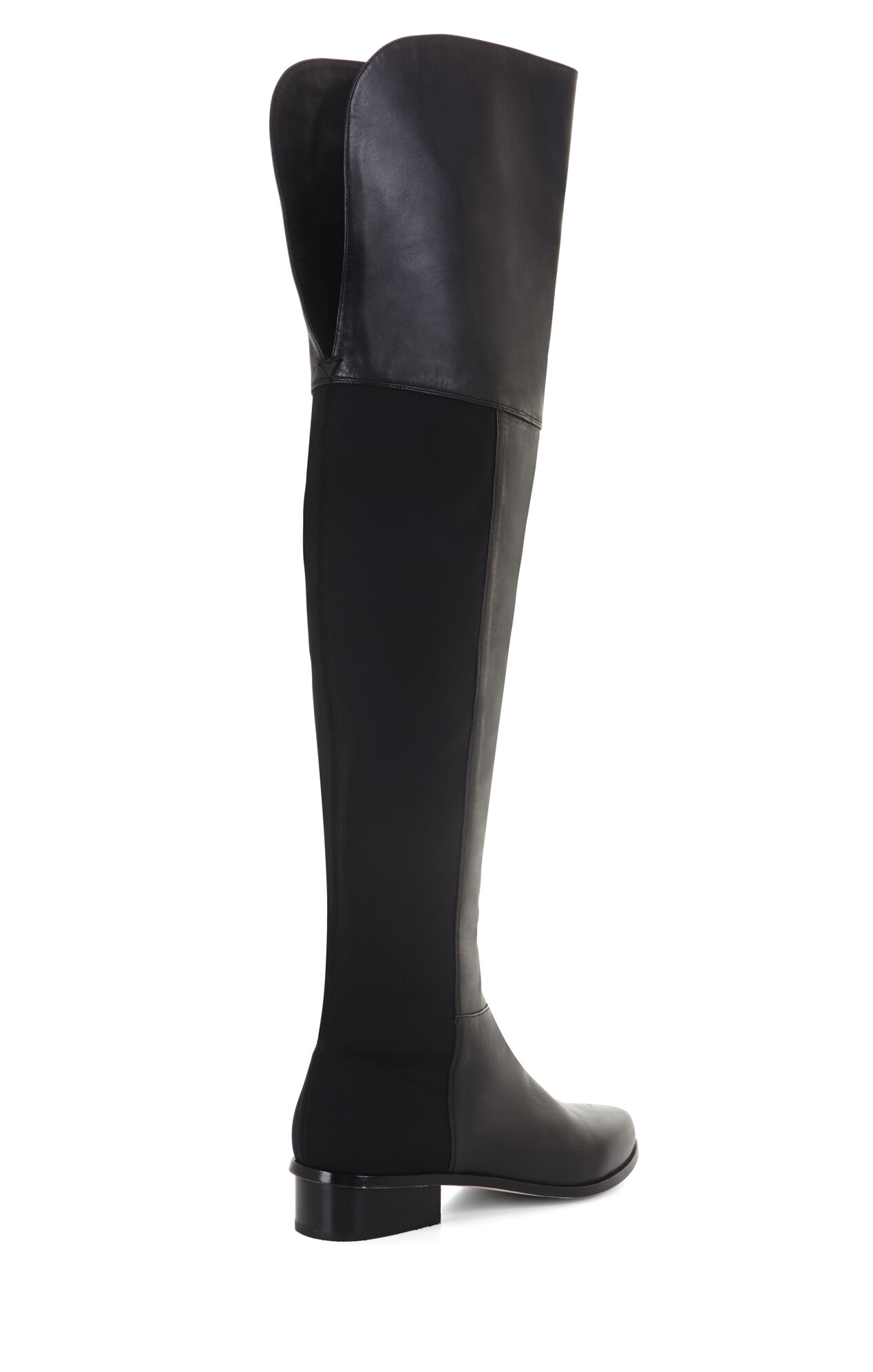 BCBGMAXAZRIA Slink Over-the-Knee Day Boot | BCBG.com