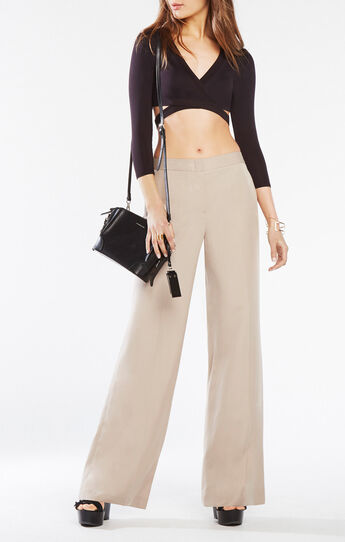 Lorren Cutout Crop Top