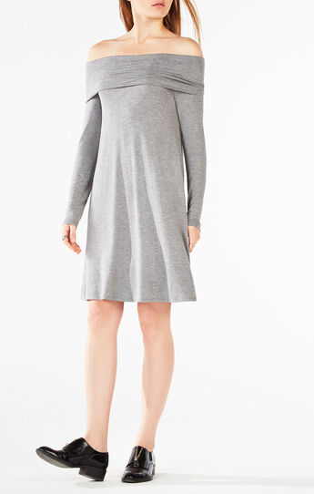 Abril Off-The-Shoulder Dress