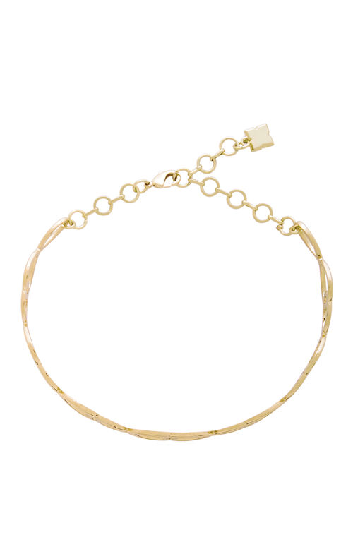 Looped Choker Necklace
